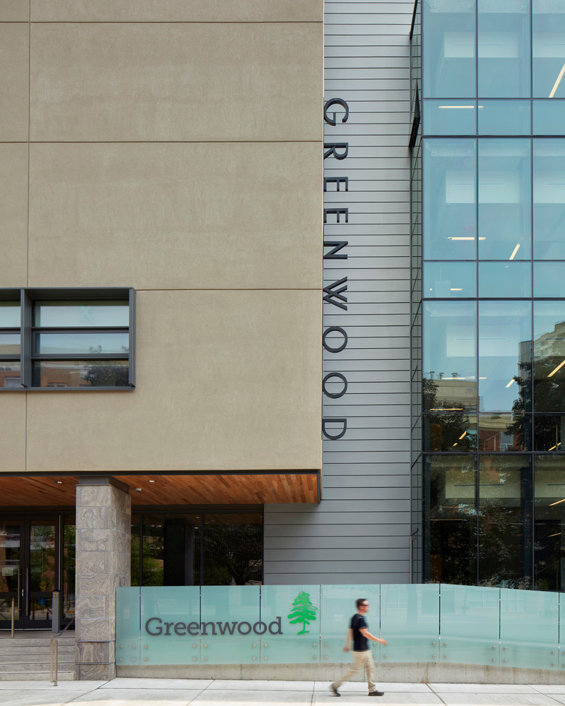 Press kit - Press release - The Greenwood College School Expansion - Montgomery Sisam Architects Inc.