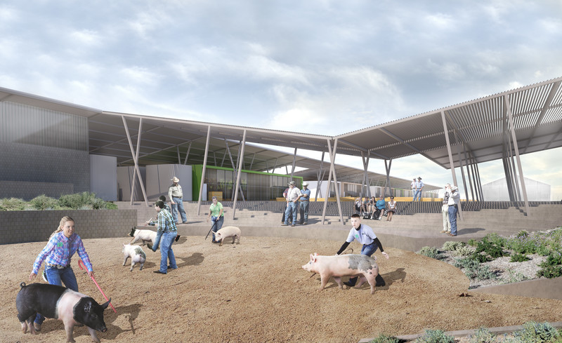 Press kit - Press release - Coachella Valley High School Agriculture + Natural Resources Academy - PJHM Architects