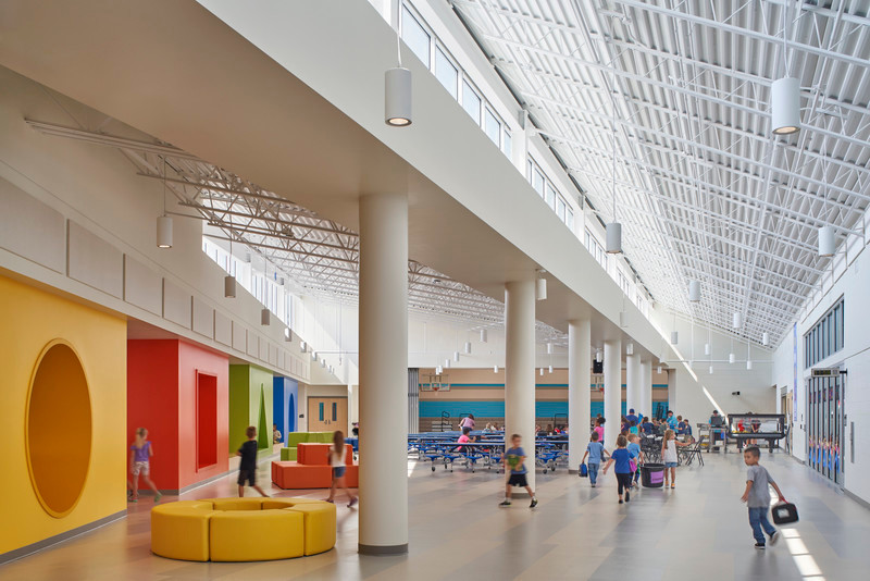 Newsroom | v2com-newswire | Newswire | Architecture | Design | Lifestyle - Press release - Rockford Public Schools K-5 Prototype School: Architecture as Community - CannonDesign