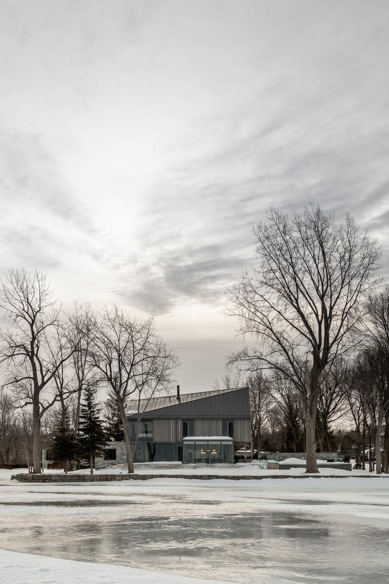 Salle de presse | v2com-newswire | Fil de presse | Architecture | Design | Art de vivre - Communiqué de presse - Résidence Langlois-Lessard - Chevalier Morales