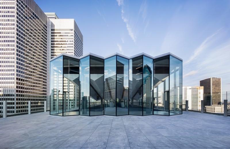 Salle de presse | v2com-newswire | Fil de presse | Architecture | Design | Art de vivre - Communiqué de presse - Espace C2, lauréat au concours AHEAD Americas 2018 - Sid Lee Architecture
