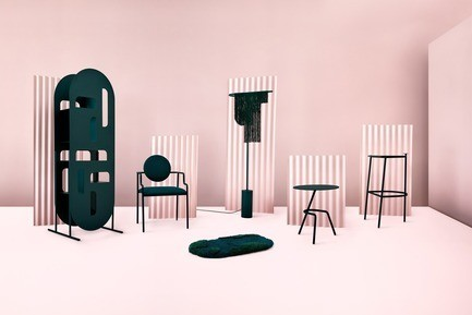 Dossier de presse - Communiqué de presse - A Global Affair: International Brands and Designers at London Design Fair - London Design Fair