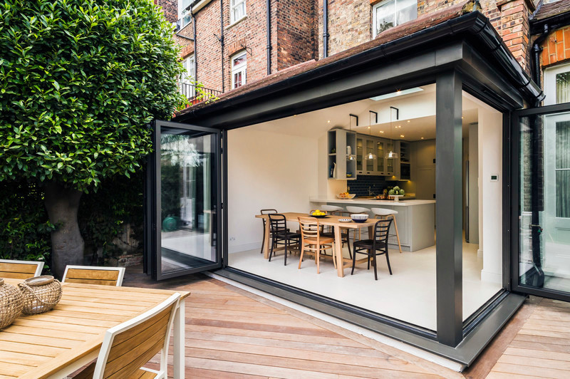 Newsroom | v2com-newswire | Newswire | Architecture | Design | Lifestyle - Press release - Victorian Townhouse, Highgate, London - LLI Design
