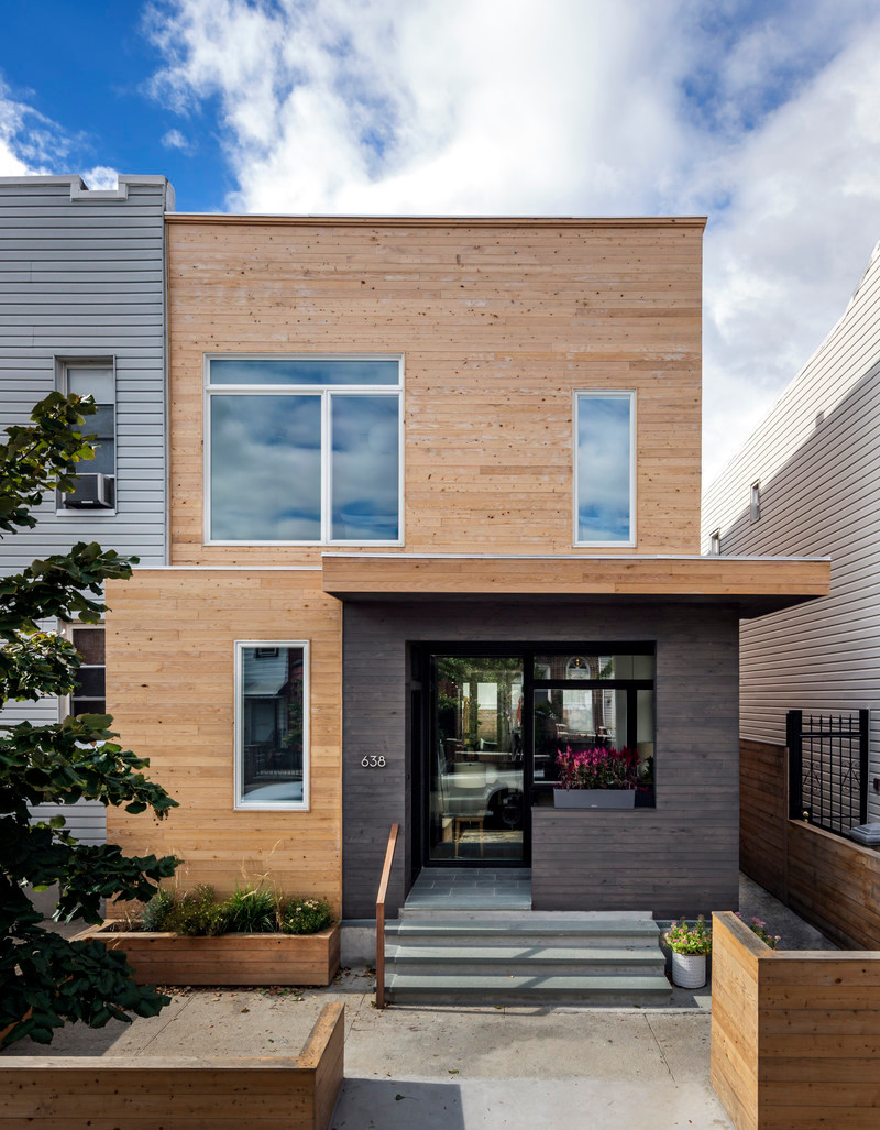 Press kit - Press release - 20th Street House - BFDO Architects