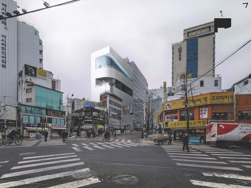 "Newsroom | v2com-newswire | Newswire | Architecture | Design | Lifestyle - Press release - The City of Seoul Finally Released the Sketch of the Seoul Cinematheque (tentative name), the ""Dream of Chungmuro"" - Seoul Metropolitan Government"