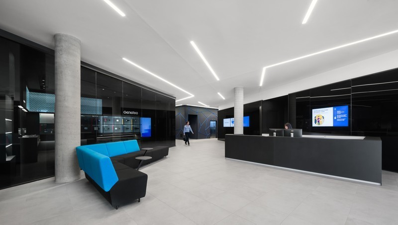 Newsroom | v2com-newswire | Newswire | Architecture | Design | Lifestyle - Press release - Genetec Spaces in Montreal: When Design Impacts Processes and Productivity - FOR. design planning