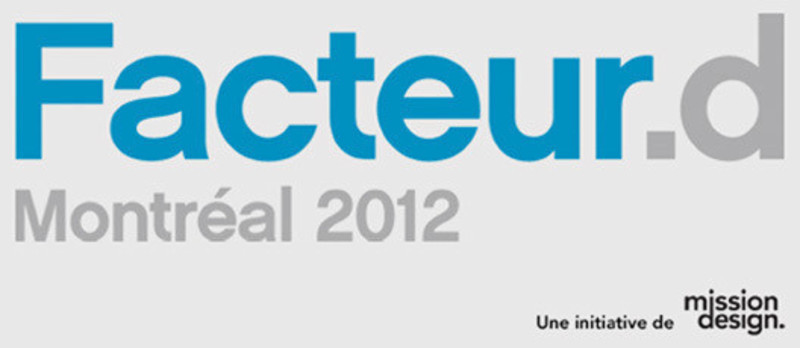 Newsroom | v2com-newswire | Newswire | Architecture | Design | Lifestyle - Press release - Event: Facteur D - Mission Design