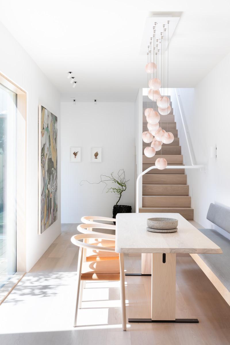 Press kit - Press release - UnlikelyVancouver Lot Spurs Innovative House Design by Falken Reynolds Interiors - Falken Reynolds Interiors