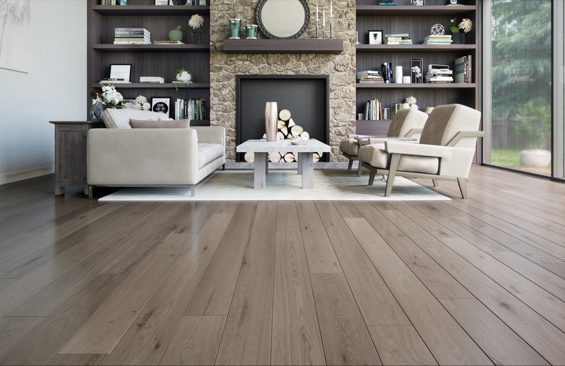 Newsroom - Press release - TORLYS' SuperSolid Hardwood Flooring - TORLYS