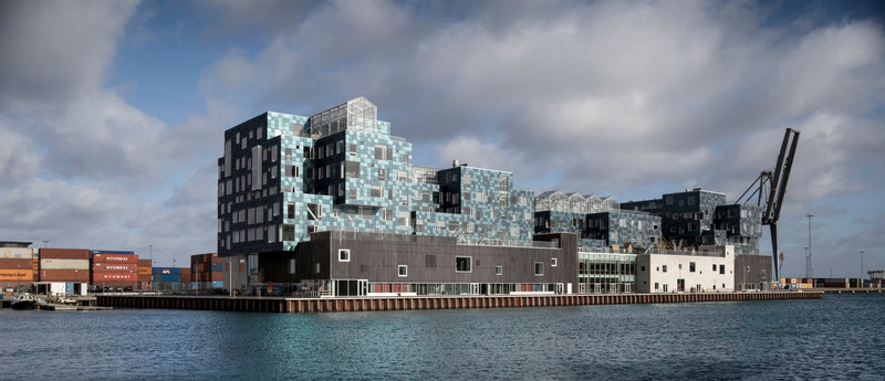 Dossier de presse - Communiqué de presse - CIS – Copenhagen International School Nordhavn - C.F. Møller Architects