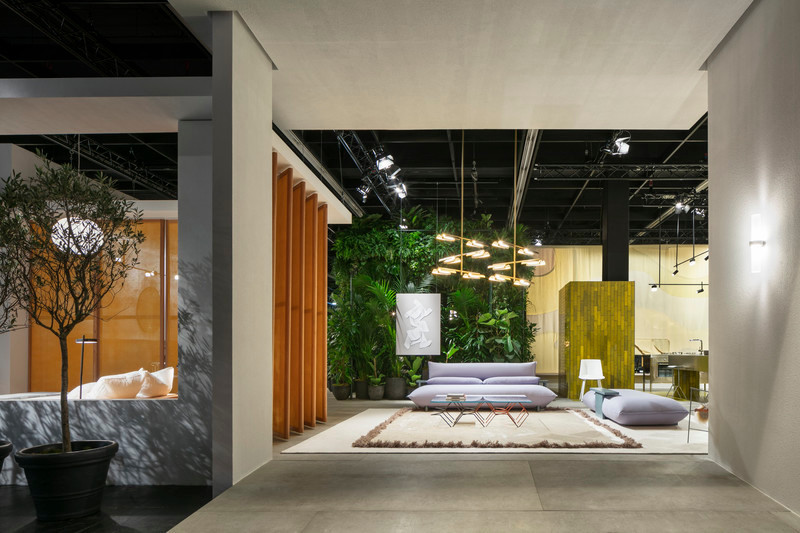 "Press kit - Press release - ""Das Haus"" 2019 at the imm cologne: Living by moods creates an appetite for open-plan homes - imm cologne 2019, Koelnmesse GmbH"