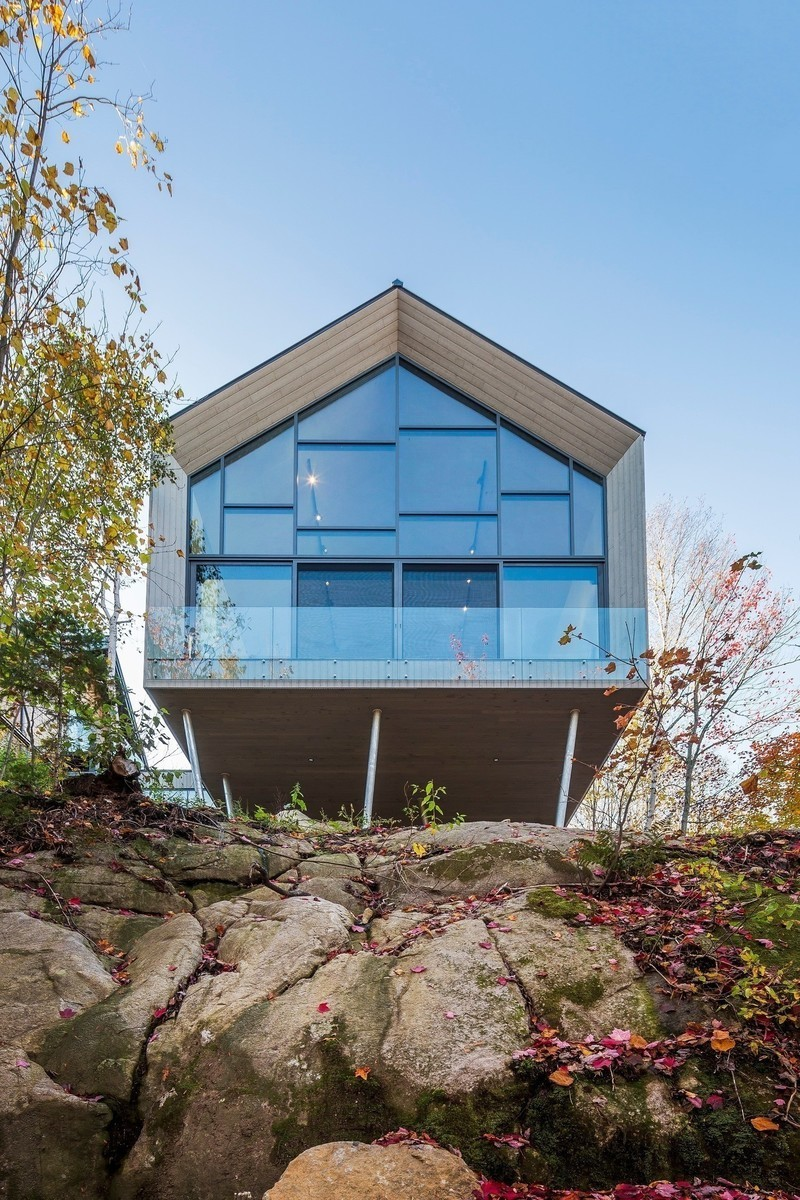 Newsroom | v2com-newswire | Newswire | Architecture | Design | Lifestyle - Press release - Workshop on a Cliff - MU Architecture