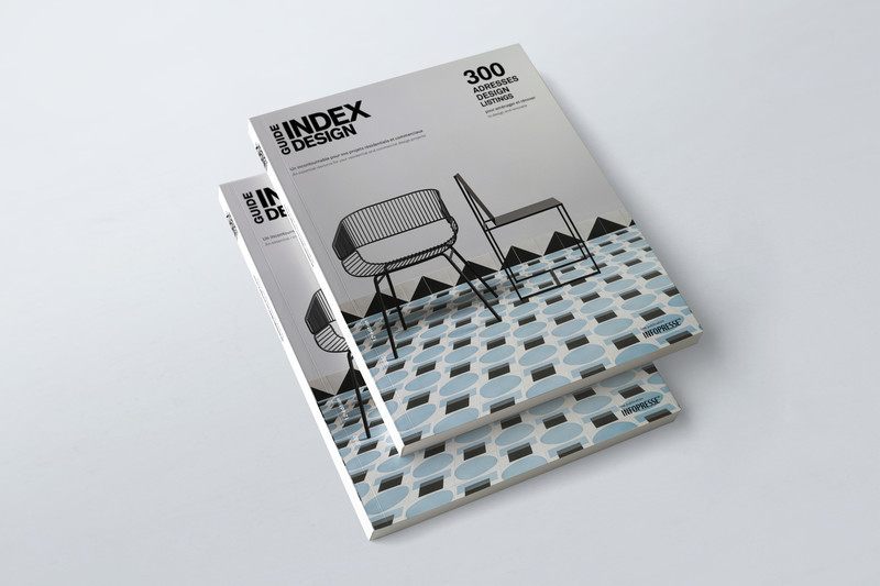 Newsroom - Press release - Index-Design launches the 12th edition of the guide 300 design listings to design and renovate - Index-Design