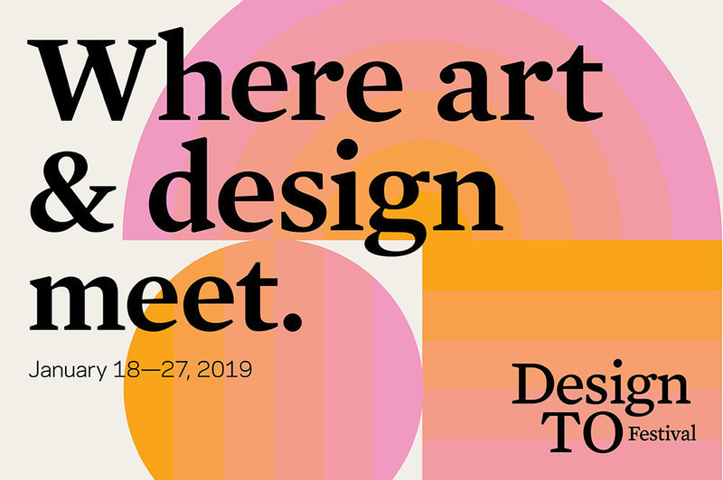 Press kit - Press release - Art and Design Meet at DesignTO this January - DesignTO