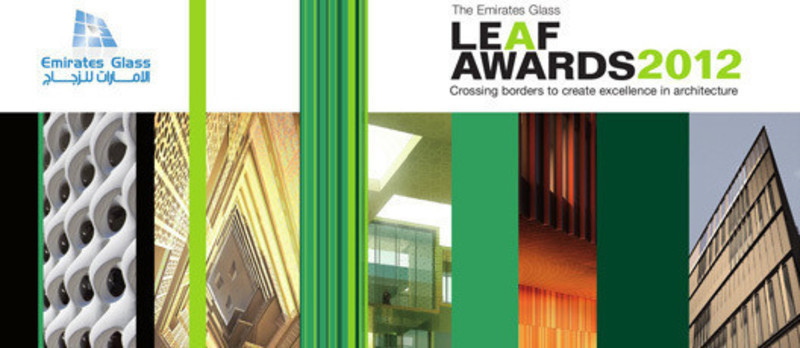Newsroom | v2com-newswire | Newswire | Architecture | Design | Lifestyle - Press release - 2012 Shortlist Revealed! - The Emirates Glass LEAF Awards