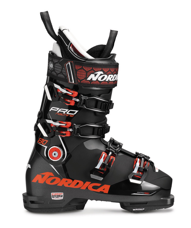 Newsroom - Press release - Nordica's Machine Boot Family is Once Again Revolutionizing the Ski Industry - Nordica