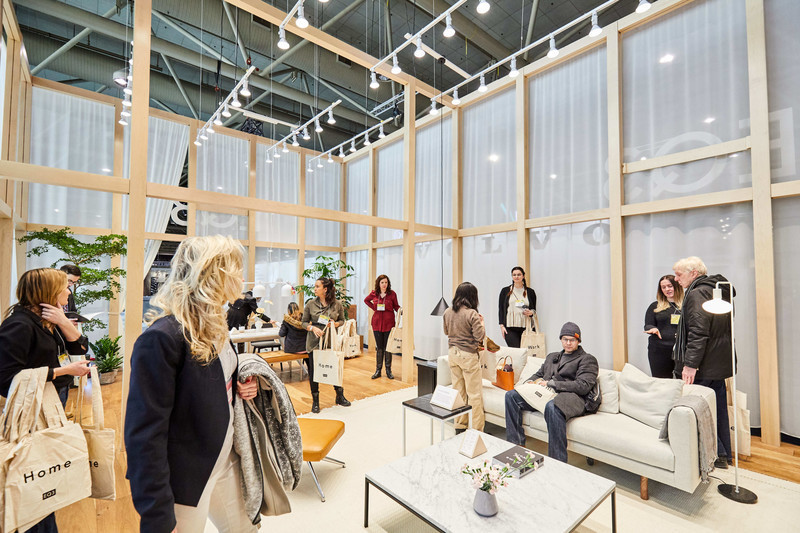 Newsroom | v2com-newswire | Newswire | Architecture | Design | Lifestyle - Press release - 2019 Interior Design Show Expands with Redesigned Show Floor and New Trade-Only Exhibition - Interior Design Show (IDS)