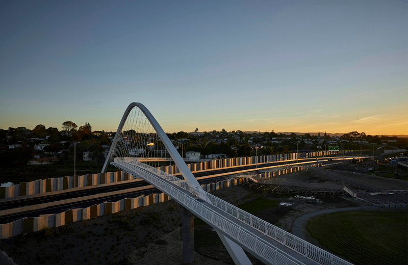 Newsroom - Press release - New Zealand's Waterview Connection: Putting People at the Heart of a Motorway Project - Warren and Mahoney
