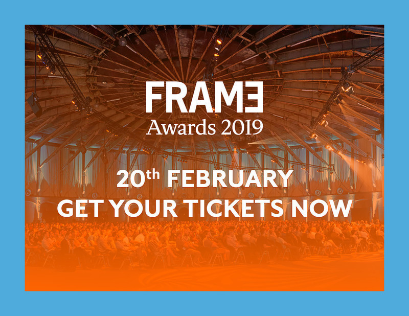 Newsroom - Press release - Announcing the Nominees of the Frame Awards 2019 - Frame