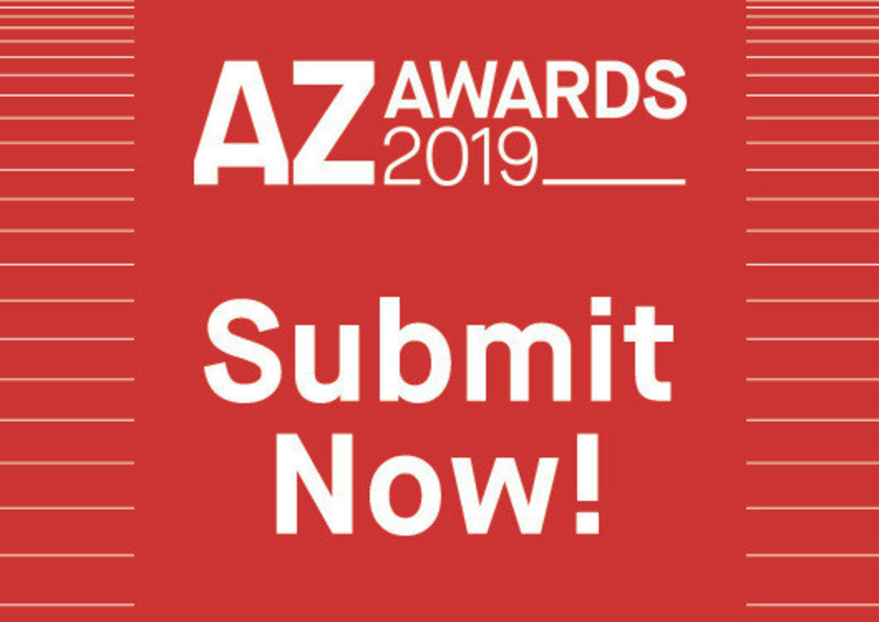 Dossier de presse - Communiqué de presse - The Ninth Annual AZ Awards is Now Open for Submissions - Azure Magazine
