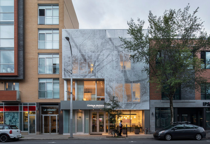 Newsroom - Press release - Van Horne - Paul Bernier Architecte