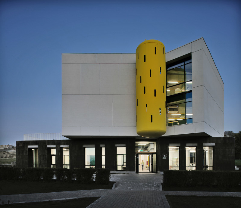 Newsroom - Press release - Ayb Middle School - Storaket Architectural Studio