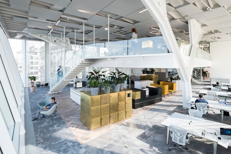 Newsroom | v2com-newswire | Newswire | Architecture | Design | Lifestyle - Press release - One of the Best Offices in the World - Firm architects