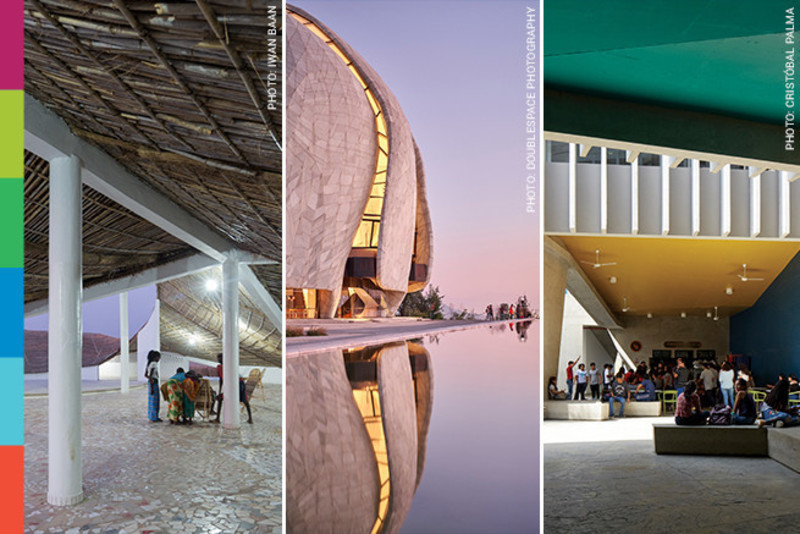 Press kit - Press release - Buildings in Peru, Senegal and Chile are finalists for the 2019 RAIC International Prize - Royal        Architectural Institute of Canada (RAIC)