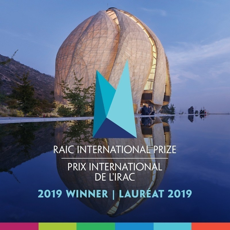 Salle de presse | v2com-newswire | Fil de presse | Architecture | Design | Art de vivre - Communiqué de presse - Hariri Pontarini Architects remporte le prix international de l'IRAC 2019 de 100 000 $ (CAD) pour l'excellence en architecture - Institut royal d'architecture du Canada (IRAC)