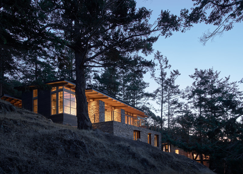 Newsroom | v2com-newswire | Newswire | Architecture | Design | Lifestyle - Press release - Hillside Sanctuary - Hoedemaker Pfeiffer