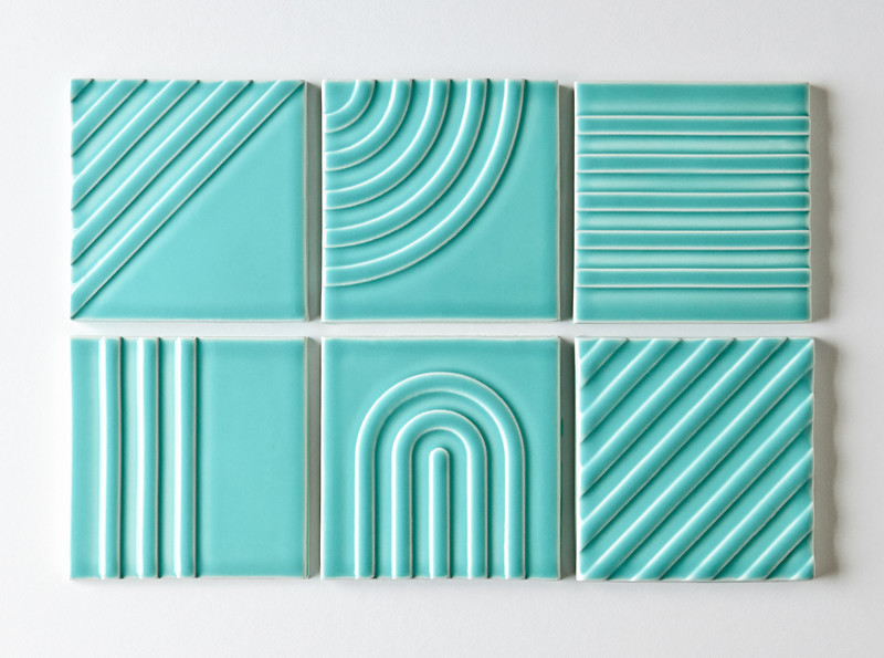 Newsroom | v2com-newswire | Newswire | Architecture | Design | Lifestyle - Press release - Signal Tile - Kristine Morich X Clayhaus Modern Tile