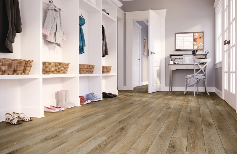 Newsroom | v2com-newswire | Newswire | Architecture | Design | Lifestyle - Press release - RIGIDWOOD - The smart advantage LVT: Another innovation by TORLYS smart floors. - TORLYS