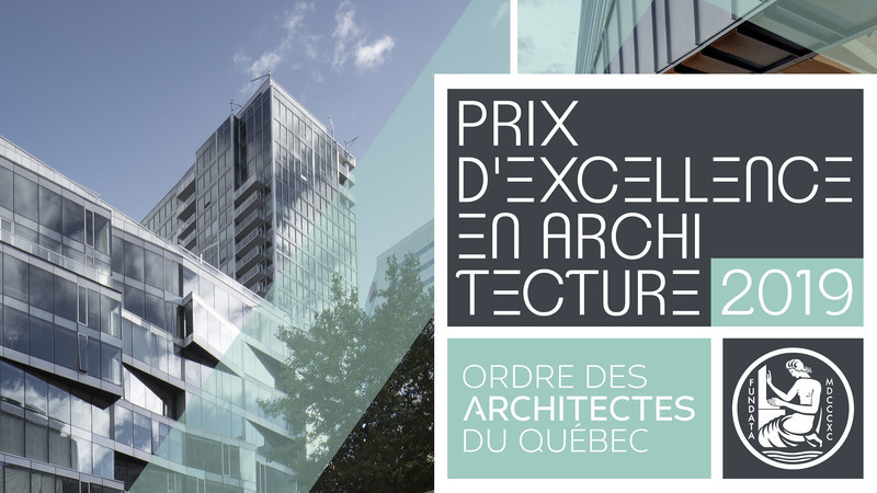 Newsroom | v2com-newswire | Newswire | Architecture | Design | Lifestyle - Press release - Ordre des architectes du Quebec Unveils the Winners of Its 2019 Awards of Excellence - Ordre des architectes du Québec (OAQ)