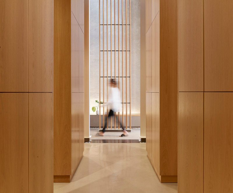 Dossier de presse - Communiqué de presse - Montalba Architects' Studio Dental IIWins 2019 AIA Institute Honor Award for Interior Architecture - Montalba Architects