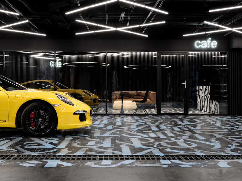 Newsroom | v2com-newswire | Newswire | Architecture | Design | Lifestyle - Press release - Black Star Car Wash - GRETAPROJECT