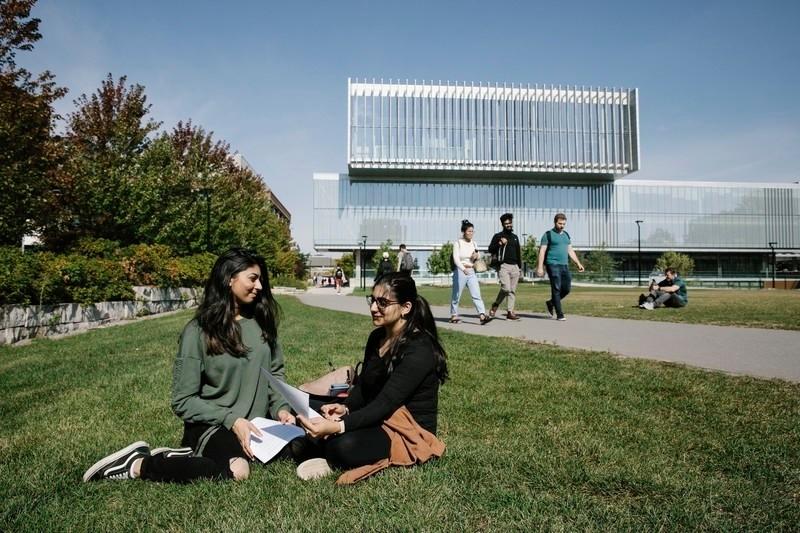 Salle de presse | v2com-newswire | Fil de presse | Architecture | Design | Art de vivre - Communiqué de presse - Le Centre étudiant de l'University de York place l'inclusion au coeur du design en milieu éducatif - CannonDesign