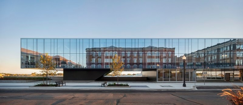 Newsroom | v2com-newswire | Newswire | Architecture | Design | Lifestyle - Press release - Laurier Brantford YMCA - CannonDesign