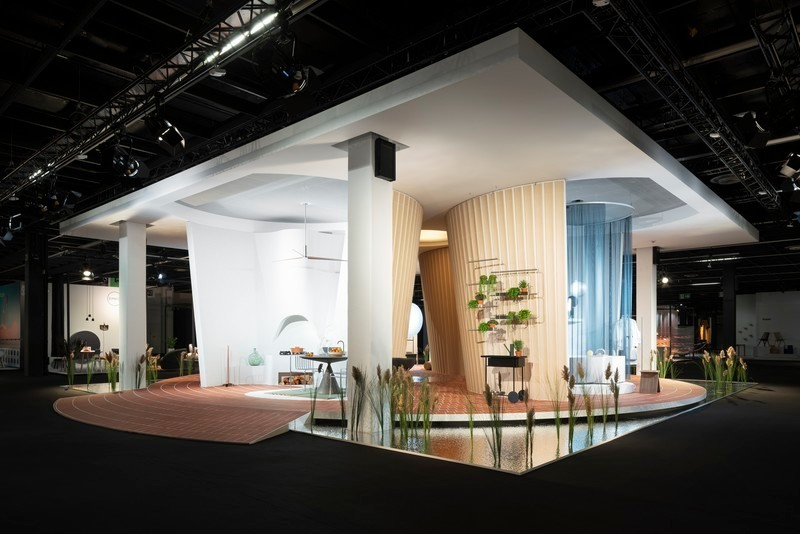 Newsroom | v2com-newswire | Newswire | Architecture | Design | Lifestyle - Press release - Das Haus at imm cologne 2020: living in air and light - imm cologne 2020, Koelnmesse GmbH