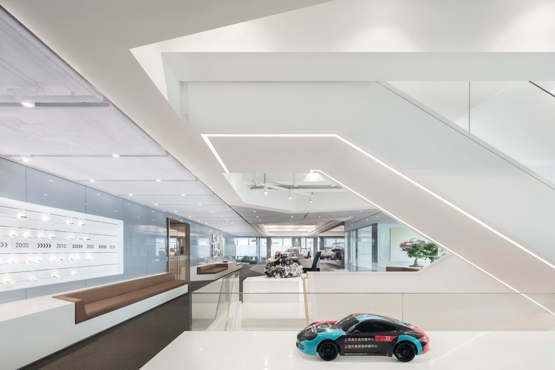 Press kit - Press release - Porsche China Headquarter - anySCALE Architecture Design