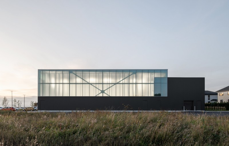 Press Kit The Everyday Meets The Exceptional With Lemay S Beloeil Aquatics Facility Lemay V2com Newswire
