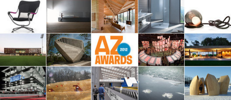 Newsroom | v2com-newswire | Newswire | Architecture | Design | Lifestyle - Press release - 2012 AZ Awards winners - Azure Magazine