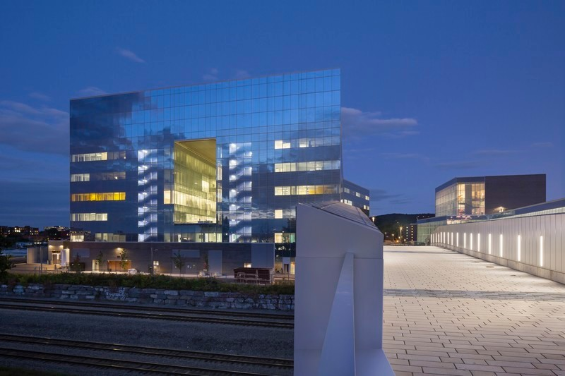 Salle de presse | v2com-newswire | Fil de presse | Architecture | Design | Art de vivre - Communiqué de presse - Complexe des sciences du Campus MIL de l'Université de Montréal, un projet de société - Menkès Shooner Dagenais LeTourneux I Lemay I NFOE Architectes