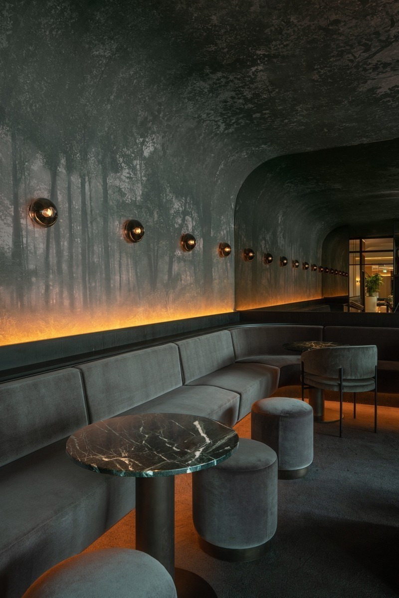 Newsroom | v2com-newswire | Newswire | Architecture | Design | Lifestyle - Press release - New MARCUS restaurant at Four Seasons Hotel Montreal - Atelier Zébulon Perron