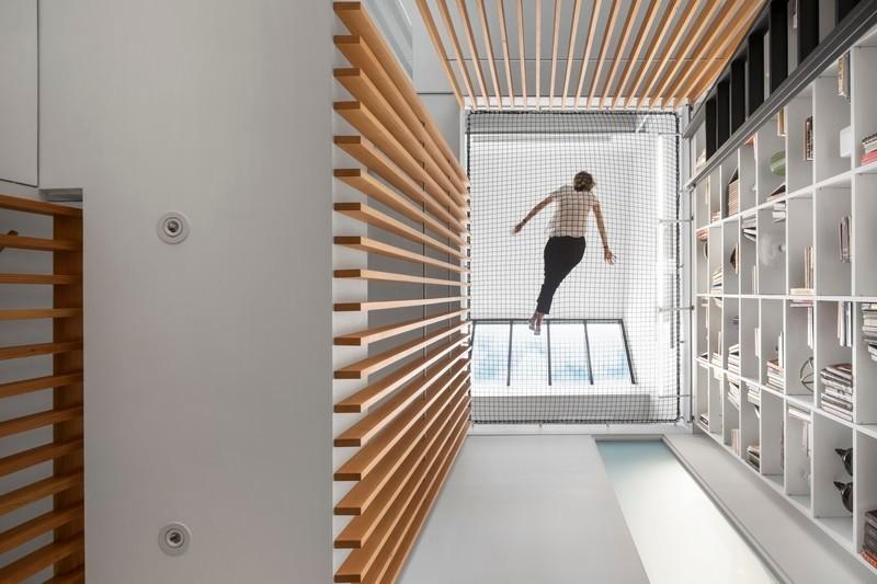 Salle de presse | v2com-newswire | Fil de presse | Architecture | Design | Art de vivre - Communiqué de presse - Maison de ville à atrium - RobitailleCurtis