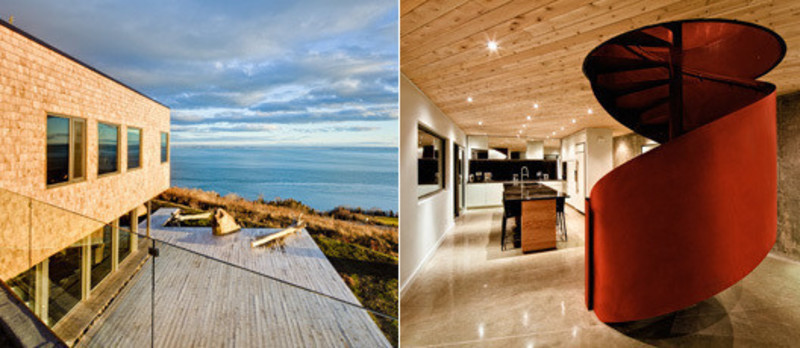Newsroom | v2com-newswire | Newswire | Architecture | Design | Lifestyle - Press release - Malbaie VI Marée basse - MU Architecture