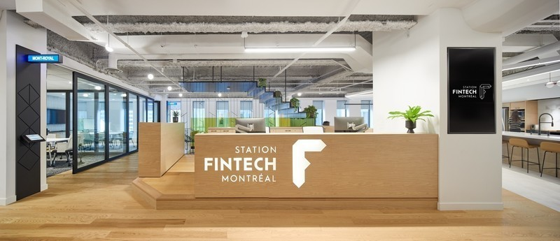 Newsroom | v2com-newswire | Newswire | Architecture | Design | Lifestyle - Press release - The Montreal FinTech Station: Fertile grounds for innovation at Place Ville-Marie - VAD.