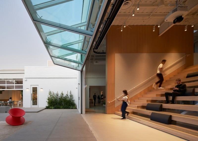 Salle de presse | v2com-newswire | Fil de presse | Architecture | Design | Art de vivre - Communiqué de presse - Headspace agrandit leur siège social de Santa Monica dans le bâtiment conçu par Montalba Architects - Montalba Architects