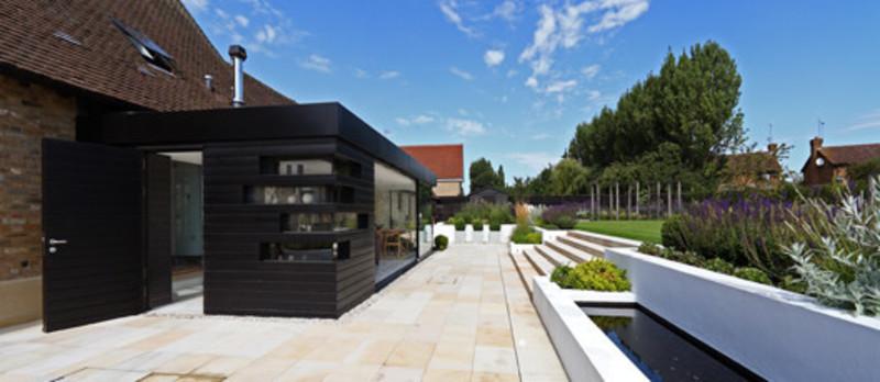 Press kit - Press release - Dovecote Barn - Nicolas Tye Architects
