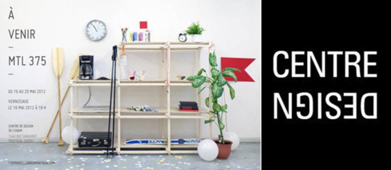 Salle de presse | v2com-newswire | Fil de presse | Architecture | Design | Art de vivre - Communiqué de presse - À venir - Centre de design de l'UQAM