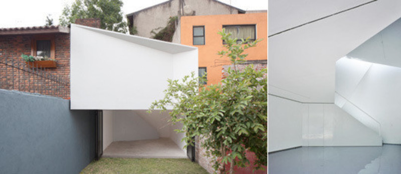 Press kit - Press release - MINI-ESTUDIO - FRENTE arquitectura